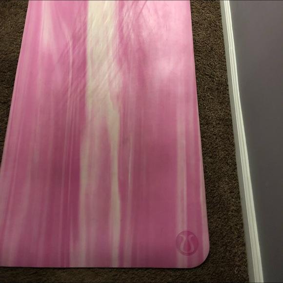 68b6f084865 lululemon athletica Accessories   Lulu Lemon Yoga Mat   Poshmark